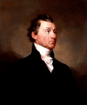 1821 4Samuel F. B. Morse - James Monroe - Google Art Project-332x400
